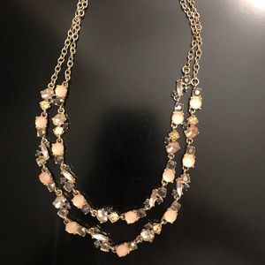 Gorgeous layered necklace!